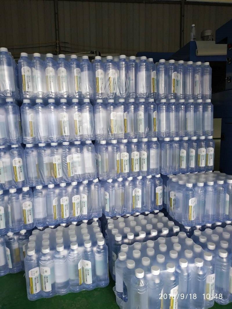 瓶装水生产