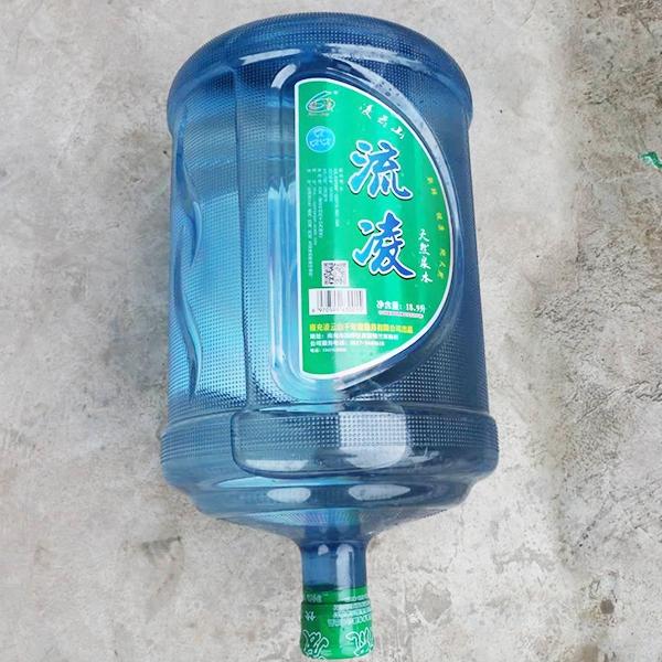四川桶装水加工